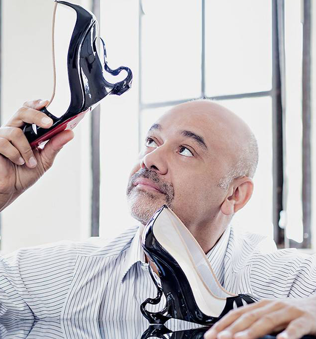 Be Inspired by Christian Louboutin - It